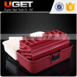 China Supplier Manufacture outdoor fishing lure plastic boxes