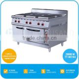 Electric Cooker Ceramic Plate - Square Plate, With Oven and Cabinet, 28800 Watt, TT-WE164