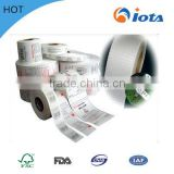 High quality Silicone Release Glassine Paper for Barcode Labels