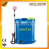 16L New Model Portable Plastic Knapsack Battery Agriculture Sprayer