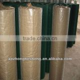 hot!! Salable most competitive price galvanized & PVC Coated & Black &Stainless steel welded wire mesh ( direct factory )