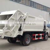 16 tons 4x2 6 wheels waste disposal truck collection