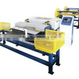 auto duct line manufacture machine for HVAC, Duct tube making machine