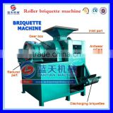 30 years experience Hot Sell Four Roller 3ton Per Hour Coal Ball Briquette Pressing Machine With Low Noise