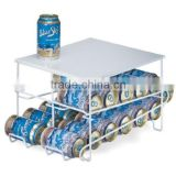 Rotation 24 can beverage dispenser rack
