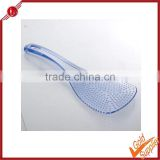 Hot sales custom hard cheap plastic spoon