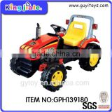 New style toy pedal tractor for kids