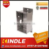 Kindle metal high precision sheet metal metal pressing for auto parts with 31 years experience