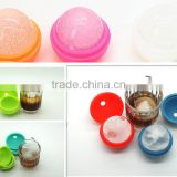 Quality FDA LFGB approved food degree ice ball mold,ice tray