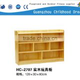 (HC-2707) Best selling wooden storage cabinet, kids toy cabinet, nursery furniture sales