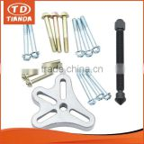 Export Oriented Manufacturer 17pc Harmonic Balance Puller Car Body Repair Equipment