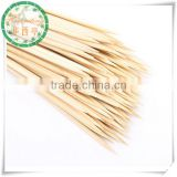 Dried Nature Bamboo sticks for BBQ