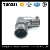 Zinc electrical EMT conduit to EMT Coupling with set screw type