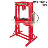40T Pneumatic Hydraulic shop press for sale