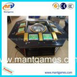 Luxury touch screen 8 players roulette machine from Mantong factory