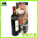 christmas gift wine bag promotion cheap style pp bag