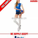 Custom name printed soccer uniform for women