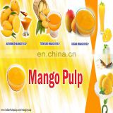 High Quality Totapuri Mango Pulp