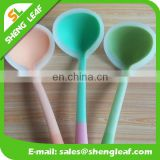 food grade soup silicone ladle/silicone scoop