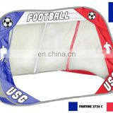 soccer football potable goal net