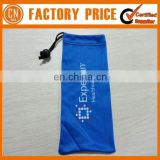 Customized Logo OEM Designed Microfiber Sunglasses Pouch