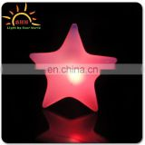 hot selling item star shape led badge with high quality low price, shenzhen manufacturer
