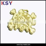 wholesale metal tags for jewelry (gold color)