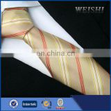 New Classic Striped Men's Tie, Necktie, Silk Tie