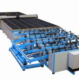 CNC Automatic Glass Cutting Line 0 - 165m/min Glass Cutting Machine Ce Certification