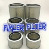 Replacement vacuum pump Air Filter Cartridge 0532000004, 053200403
