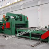 25X2500mm Heavy Gage Steel Cut-To-Length Line