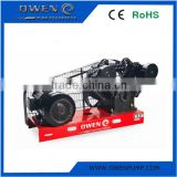 Electric Piston type V belt driven air compressor without tank