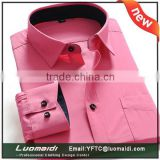Special offer!!!liE-tailors of men shirt dress/casual pure apparel mens/low MOQ wholesale clothes china