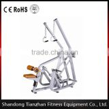 flex hammer strength gym machine/Lat Pulldown/TZ-5052/Fitness Exercise plate loaded Equipment
