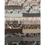 JYH flower design jacquard chenille sofa fabric textile                                                                         Quality Choice