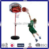 Stand Portable Basketball Hoop Set With Ball and Backboard