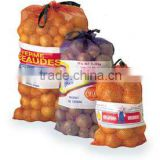 pp circular mesh bags foe packing fruit vegetable                                                                         Quality Choice