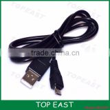 Factory Direct 1 m V8 Charging Cable for MICRO USB mobile power cable USB-A Male to micro Andrews line
