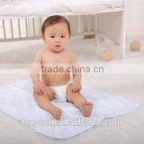 100% Cotton Baby Healthy Crib Size Waterproof Bed Sheet