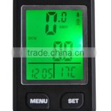 Waterproof Digital Backlight Bicycle Computer Odometer Bike Speedometer Clock Stopwatch calorie Bike Computer