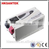 NEW !!! LCD or LED inverter 24v 220v 6000w , pure sine wave power star inverter for solar system