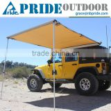 New Product Travel Camping Folding Car Roof Tent Car Side Awning Roof Top Tent