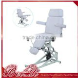 Salon furniture remote control electric massage bed hydraulic facial bed spa table tattoo salon chair