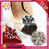 New fashion rhinestone shoes flower ornament & jewelry shoes accessories                                                                         Quality Choice
