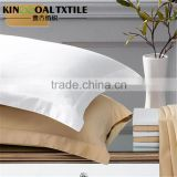 China manufacturing White Plain Dyed Cotton bulk pillow cases