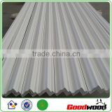 Water based Gesso Coated Wooden Plantation Shutter Components