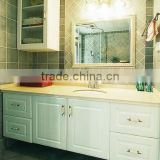 Foshan Furniture Factory Rock Price For Promotion, Top Desgin High-end Bathroom Cabinet