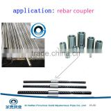Building Material construction rebar couplers Seamless Steel Pipe round hexagon octagon dodecagon