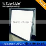 Edgelight AF23A flat led panel , 900mAh led panel frame aluminum , white/warm white/cool white , UL LED panel lights