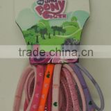 12PCS HAIR ACCESSORY fashion lovely My Little Pony